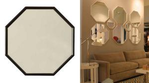 BRANCO SOBRE BRANCO -  - Miroir