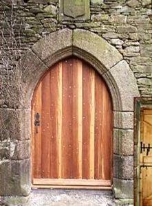 Ateliers Pierre-Yves Lancelot -  - Porte D'entrée Pleine