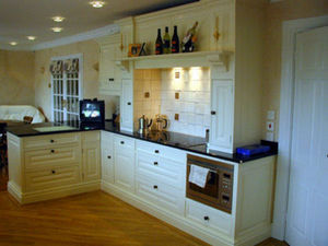 English Hardwood Design -  - Cuisine Traditionelle