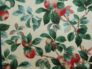 Warner Fabrics ( Tg Group) - english apple - Chintz
