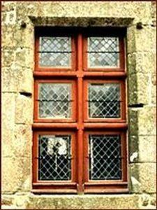 Ateliers Pierre-Yves Lancelot - vitraux - Fenêtre 1 Vantail