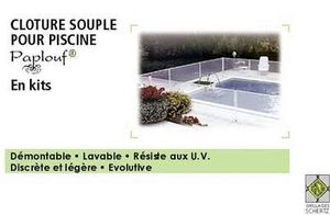 Grillages Schertz - souple - Cl�ture De Piscine