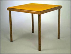 Chaisor -  - Table De Repas Carrée
