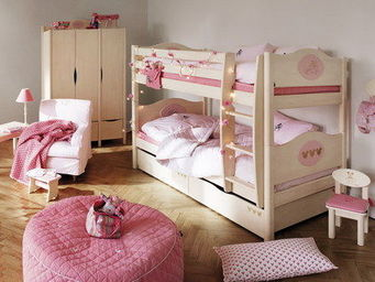 Mezzaline - smallword superposes - Chambre Enfant 4 10 Ans