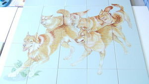 Faiences De Ponchon -  - Carrelage Mural