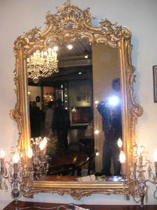 Virgin Gallery -  - Miroir