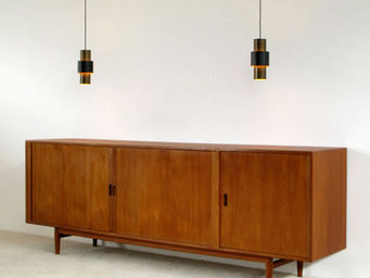 FURNITURE-LOVE.COM - arne vodder teak sideboard sibast denmark - Cr�dence