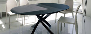 Bontempi Casa - barone - Table De Repas Ovale
