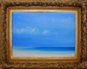 www.maconochie-art.com - miller sands - Huile Sur Toile Et Huile Sur Panneau