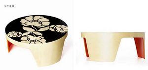 TUNTO DESIGN - kukka - Table Basse Ronde
