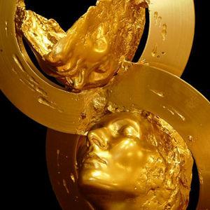 In&D - amour eternel - Sculpture