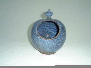 Poterie D'art Coffignal -  - Pot � Sel
