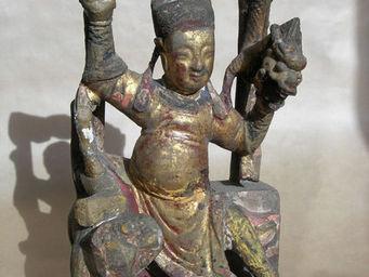 LA MAISON DU GOUVERNEUR -  - Statue