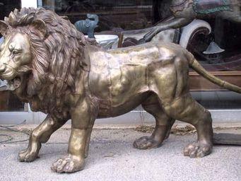 La Farfouille -  - Sculpture Animalière