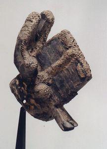 Galerie Afrique -  - Cimier