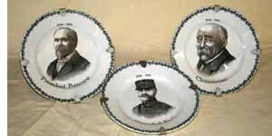 PNEC BERTIN -  - Assiette Plate