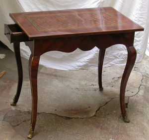 ABC PASCAL -  - Table D'appoint
