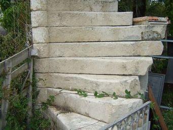 Bechu Materiaux Anciens -  - Escalier Un Quart Tournant