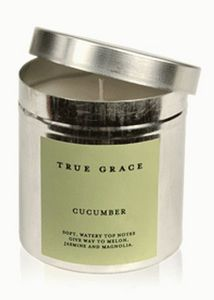 Arco Candles - cucumber - Bougie Parfumée