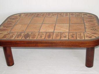 ABACO DI COLLINETTI LUCIANO -  - Table Basse Rectangulaire