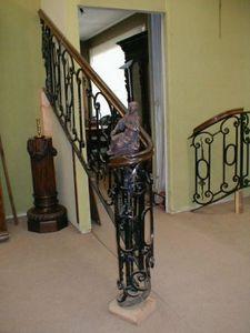 Antiquit�s NANINCK et LENGAIGNE -  - Rampe D'escalier