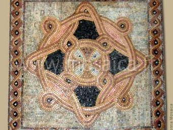 Sienna Mosaica -  - Panneau Décoratif