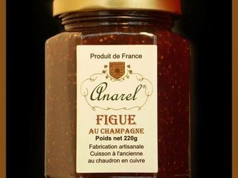 ANAREL - figue - Confiture