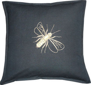 Barbara Coupe - flying bug - Coussin Carré