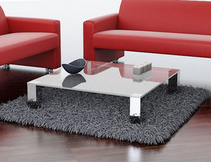 swanky design - mirage coffee table - Table Basse Carrée
