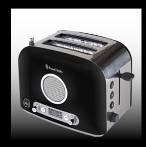 George Foreman - musical - Toaster