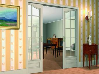 Mantion - saf 120 - Porte Coulissante