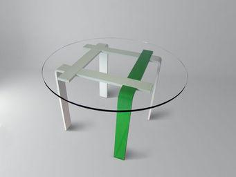 a3studiomadrid - nudo table - Table De Repas Ronde