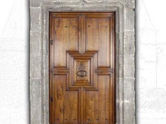 Portes Anciennes - la renaissance - Porte D'entr�e Pleine