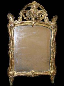Bauermeister Antiquités - Expertise - miroir provençal - Miroir