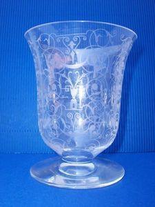 Le Coin Brocante - vase baccarat - Vase Décoratif