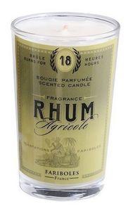 Fariboles - ti'rhum 60g - Bougie Parfum�e