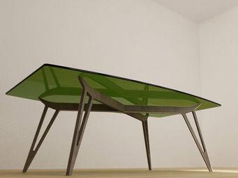 a3studiomadrid - mesa 503 - Table De Repas Rectangulaire