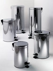 Sonia - pedal waste 20l(5.3 gal) - Accessoire De Salle De Bains (set)