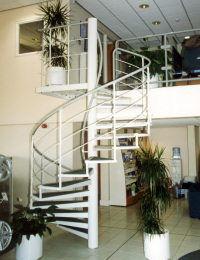 Albion Design Of Cambridge - commercial range - Escalier Hélicoïdal