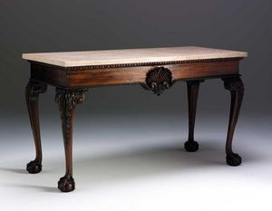The English House - george ii shell side table - Console