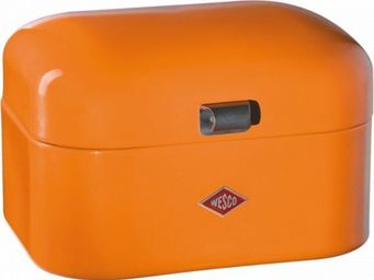 Wesco - grandy r�tro petit mod�le orange - Huche � Pain