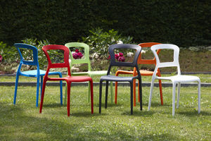SCAB DESIGN - pepper - Chaise Empilable