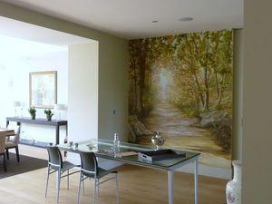 sandrine takacs decors -  - Fresque