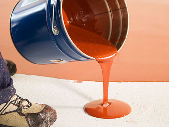 WATCO FRANCE - autolissant epoxy - Peinture Sol Int�rieur