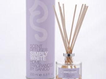 SANICO - simply white - Diffuseur De Parfum Par Capillarit�