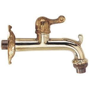 FERRURES ET PATINES - robinet de fontaine en laiton - Robinet De Jardin