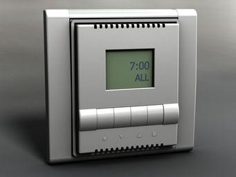 Wimove - horloge radio programmable 4 canaux gamme bosys po - Centrale De Commande Domotique