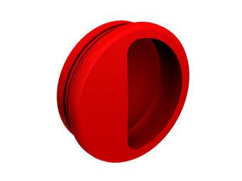 Wimove - poignee cuvette ronde diametre 50 mm - plastique r - Poignée Cuvette