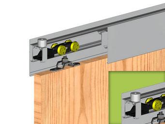 Wimove - fixation pour montage au plafond pour herkules - l - Motorisation Pour Porte D'int�rieur