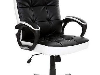 Miliboo - lorenzo fauteuil de bureau - Fauteuil De Bureau